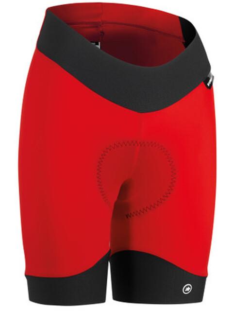 assos Uma GT Half Shorts Women nationalRed